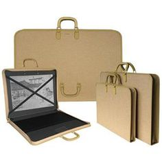 "Florence FAP06363 Art Portfolio Signature, Zippered Portfolio Case , 24x36x3"" - $76.80"