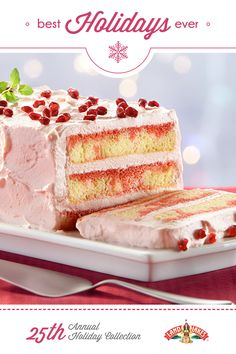 Tiramisu infused with sweet and tart pomegranate is an unexpected twist on a classic recipe.