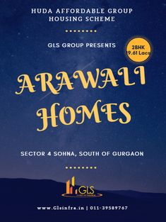 Our only motto is to hand you over a home which you have always dreamt of but could not dare enough to buy it. For our prestigious customers, we have come up with the most flexible payment scheme. To you, it might be a one-time investment, but for us it is a life-long happiness of our customers.  Gls Infratech Pvt. Ltd.  707, 7th Floor, JMD Pacific Square, Sector 15,Part II, Gurgaon, Haryana - 122001.  011-39589767 sales@glsho.com www.Glsinfra.in