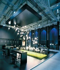 EXHIBITOR magazine - Article: EXHIBITOR Design Awards: Black and Light, May 2011