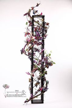 Artist Floristmeisterin Moon Hyunsun