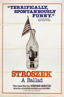 """""""Stroszek"""" (Werner Herzog)"""
