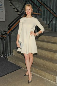 Kelly Rutherford at the Hermès Time in Motion watch launch in New York.