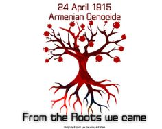 Armenian Genocide. 1915 NEVER AGAIN! Recognize the Armenian Genocide, don't ignore it!