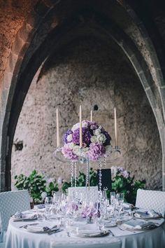 Breathtaking Italian Wedding At Picturesque Villa Cimbrone   Photograph by Gianni di Natale Photographer http://storyboardwedding.com/italian-wedding-villa-cimbrone/