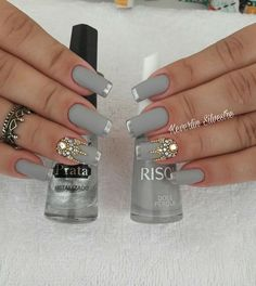New ideas french manicure christmas nails hair colors Gel Manicure Designs, Manicure Colors, New Nail Designs, Manicure And Pedicure, Nails Design, Holiday Nails, Christmas Nails, Christmas Art, Christmas Ideas