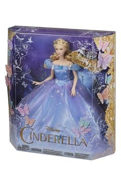Mattel 'Disney® Royal Ball Cinderella' Doll available at #Nordstrom