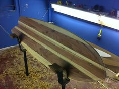 www.burnettwoodsurfboards.co.za Surfboard, Wood, Table, Furniture, Home Decor, Decoration Home, Woodwind Instrument, Room Decor, Timber Wood