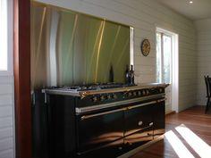 Lacanche Sully in contemporary Melbourne kitchen.