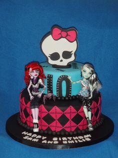 monster high cake idea | Monster High - Cake Decorating Community - Cakes We Bake