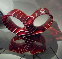 A Void by Ron Arad