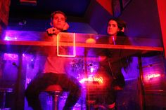 Neon haze of Riverdale