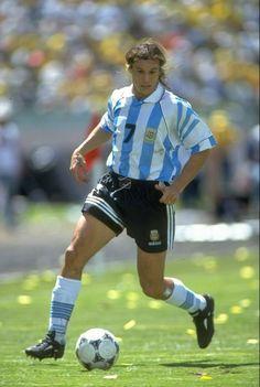 Claudio Paul CANIGGIA (Argentina) - Copa do Mundo 1994.