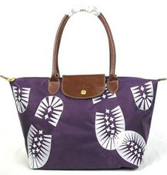 Longchamp Footprint Bags Purple, Follow the fashion trends,Get it Now #fashion #