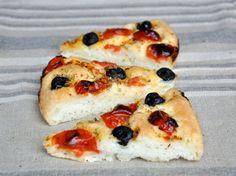 Focaccia di Bari senza glutine