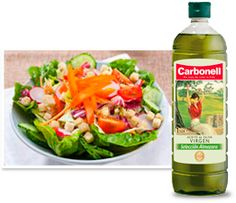 Carbonell Virgen Selección Almazara - intensidad de sabor Tacos, Mexican, Ethnic Recipes, Food, Olive Oil, Ethnic Food, Essen, Meals, Yemek
