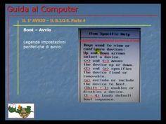 Lezione 44 (VIDEO) - IL 1° AVVIO - IL B.I.O.S. Parte 4. Termini l'apprendimento sull'interfaccia classica del B.I.O.S.