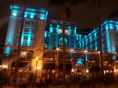 The US Grant Hotel in San Diego, CA