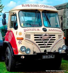 Foden S39 Vintage Trucks, Old Trucks, Old Lorries, Commercial Vehicle, Classic Trucks, Buses, Trailers, Cool Photos, Childhood