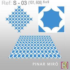 Cement tile S-03 - Online catalog