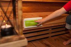 Kaupallinen yhteistyö Sinituote: Älä turhaan tuskaile saunan ja kylppärin pesua - näin puristat homman puoleen tuntiin Plastic Cutting Board, Cleaning, Home Cleaning