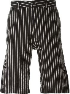 DIESEL Striped Shorts. #diesel #cloth #shorts