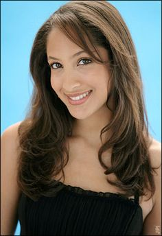 Christel Khalil from the young and the restless