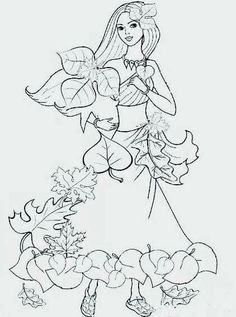Fall Coloring Pages, Fairy Coloring, Coloring Pages For Kids, Coloring Books, Autumn Crafts, Autumn Art, Autumn Activities, Craft Activities, Bird Template