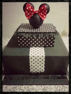 Base para cupcakes Minnie