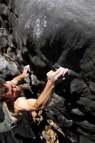 bouldering in columbia, california (photo by dean fleming) Sport Climbing, Rock Climbing, Mountain Climbing, Mountain Biking, Extreme Sports, Poses, Climbers, Outdoor Fun, Figure Drawings