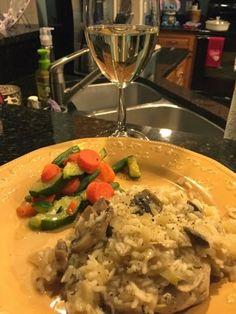 La Bonne Vie- An Eating, Drinking & Cooking Diary!: Chicken and Rice Grande Cassoulet- La Bonne Femme ...