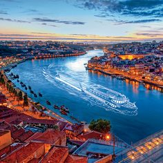 Best New River Cruise Itineraries - by Travel + Leisure - May 2013  For the Epicure: Visit Porto, Portugal, the birthplace of port wine, on a 10-day Douro River journey aboard a Viking River Cruises longship....