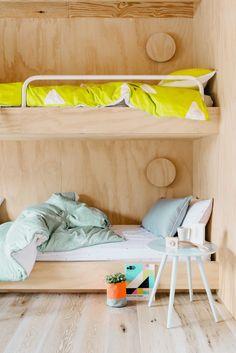 bedroom kids bunk