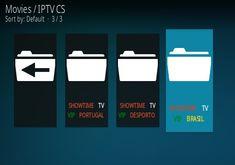 How To Install IPTV CS Kodi Addon (Portuguese)
