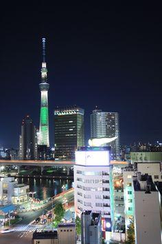 Tokyo Skytree, Tokyo Night, Tokyo Tower, City Wallpaper, Night Time, Times Square, Scenery, Japanese, Paris