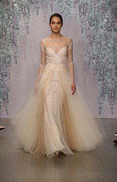 2015 Bridal Fashion Week Wedding Dress Trends