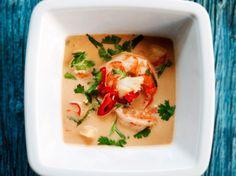 Ranskalainen rapukeitto, resepti – Ruoka.fi - French crayfish soup