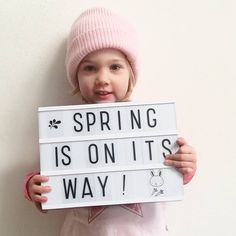 """851 Likes, 10 Comments - A Little Lovely Company (@alittlelovelycompany) on Instagram: """"And we love it!! ^_^ #springfeelings #theoriginallightbox #alittlelovelycompany Pink Hat by…"""""""