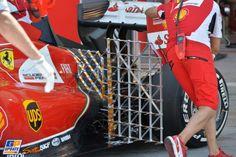 Formule 1-test op het Bahrain International Circuit,  8 april 2014, Formule 1