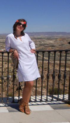 ¡Otra de #vestidos #ibicencos! http://www.todovestidos.es/vestido_ibicenco_cuello_de_barco
