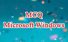 Online Mock Test, Microsoft Windows