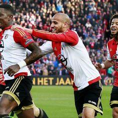 Eljero Elia extends contract with Feyenoord until 2018