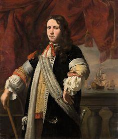 Historical Art, Historical Costume, Ferdinand Bol, Dutch Golden Age, Dutch Artists, Vintage Artwork, Rembrandt, Canvas Artwork, A4 Poster