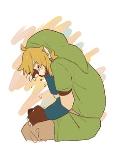 Poor Link ;(