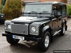 Used 2010 Land Rover Defender 110 XS STATION WAGON for sale in Cheshire | Pistonheads