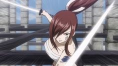 Fairy Tail Episode 243 | Erza Scarlet épisode 243 ♥ Art Fairy Tail, One Piece Fairy Tail, Fairy Tail Anime, Fairy Tail Erza Scarlet, Yu Gi Oh Anime, Anime Manga, Jerza, Fairytail, Otaku