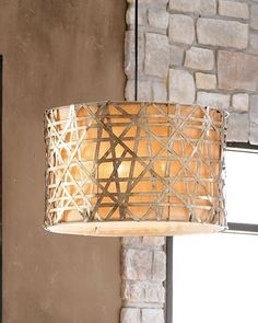 transitional gold pendant light http://shop.southshoredecorating.com/UM-21108  $305