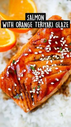 Salmon Dishes, Fish Dishes, Seafood Dishes, Seafood Recipes, Dinner Recipes, Cooking Recipes, Best Fish Recipes, Asian Recipes, Favorite Recipes