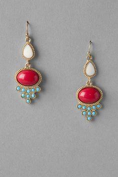 Albany Drop Earrings
