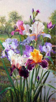 Vladimir Ivanov painting (220 pieces)